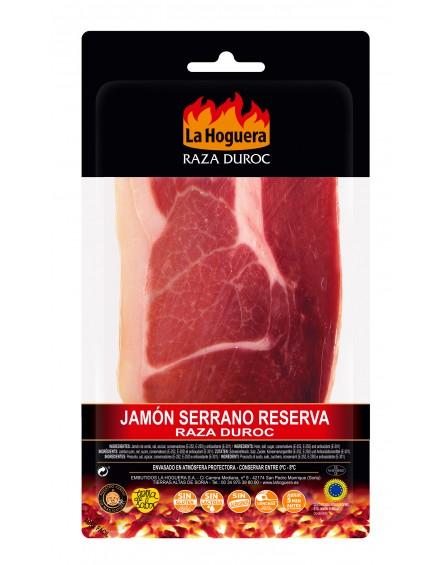 JAMÓN DUROC LONCHEADO 150 G