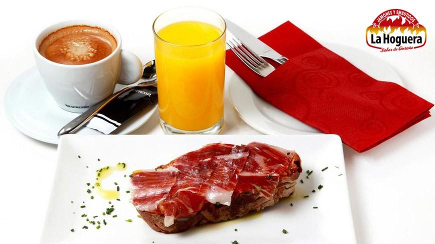 ¿Por qué debemos desayunar Jamón Serrano?